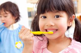 健全な永久歯を育成する小児歯科